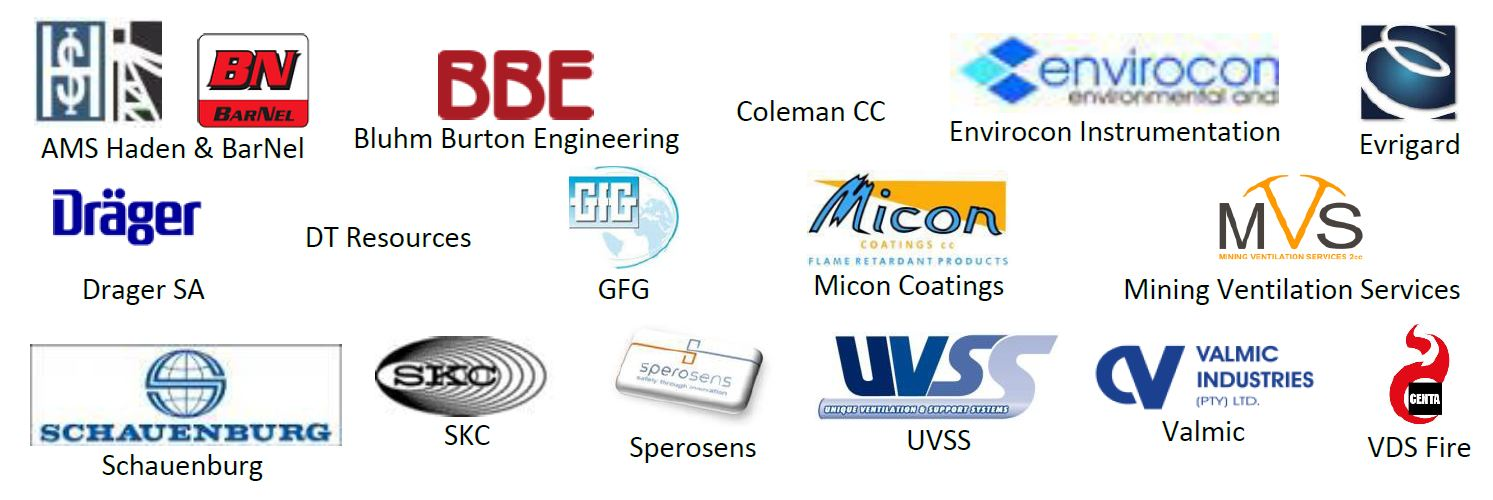 Sponsors from companies