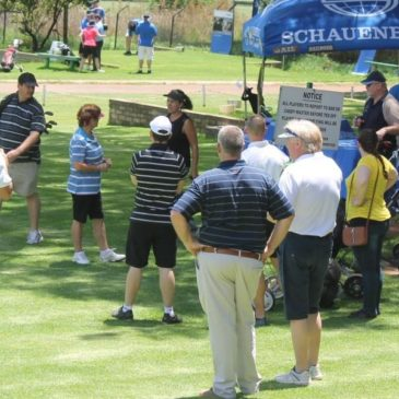 Western Branch Social Golf Day 1 December 2016 – Kloof Mashie