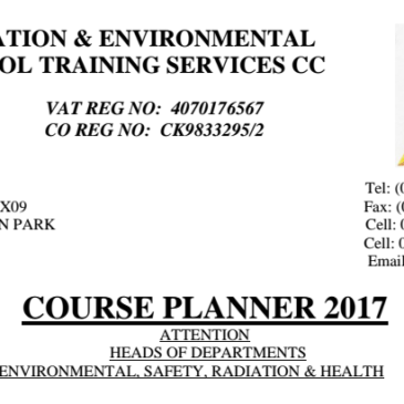 Course Planner 2017